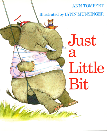 Early math storybook: Just a Little Bit