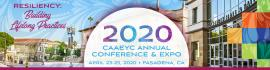 2020 CAAEYC Annual Conference banner image