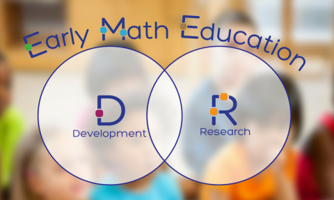 Early Math Education Venn diagram