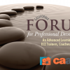 CAEYC Forum for Professional Development